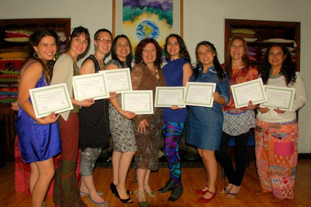 certificacion danza-de-la-vida promocion 2014